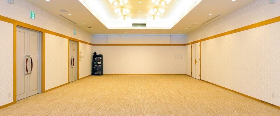 写真:多目的ホール